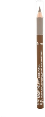 Rimmel Brow This Way Fibre Pencil 1.1G Medium