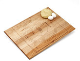Catskill Craft 22x16-in. Size-Marked Pastry Board