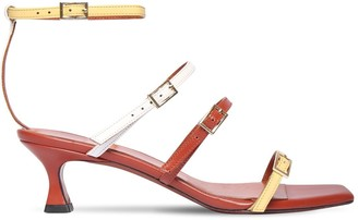 MANU Atelier 50mm Naomi Leather Sandals