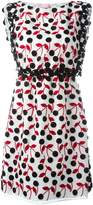 Giamba cherry print dress