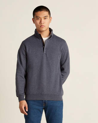 Rainforest Mock Neck Long Sleeve Zip-Up Jacket