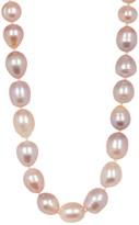 Cole Haan Graduated 6mm - 11mm Freshwater Pearl Necklace