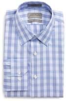 John W. Nordstrom Men's Big & Tall Trim Fit No-Iron Check Dress Shirt