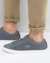 Lacoste Straightset Mesh Trainers