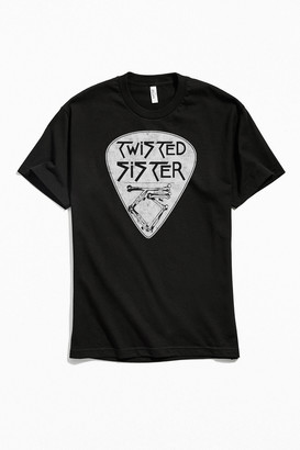 Twisted Sister Guitar Pick Tee