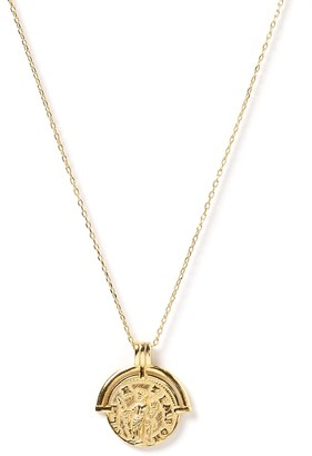 Arms Of Eve Wylde Gold Pendent Necklace