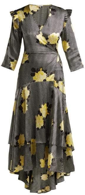 d1333f36 Ganni Wrap Dresses - ShopStyle