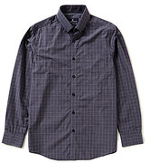 Hart Schaffner Marx Jasper Plaid Long-Sleeve Woven Shirt