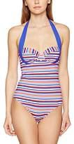 Lepel Women's Sailor Swimsuit,One Size (Manufacturer Size:34C)