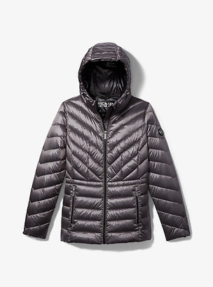 Michael Kors Packable Puffer Jacket