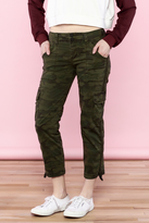 Sanctuary Terrain Crop Camo Pant