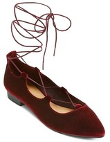 Women's Nalia Ballet Flats - Mossimo Supply Co.