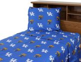 Bed Bath & Beyond University of Kentucky Sheet Set