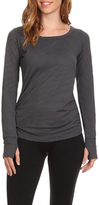So Low Eclon Mesh Running Top with Thumb Holes