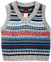 Tea Collection Anselmo Sweater Vest (Baby Boys)