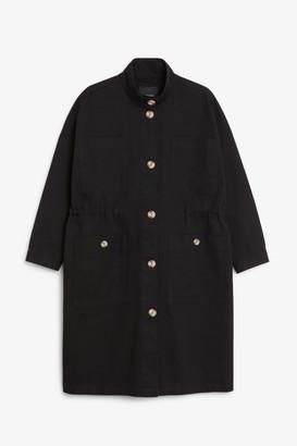 Monki Utility jacket