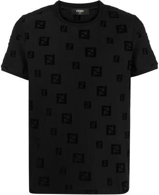 Fendi FF monogram T-shirt