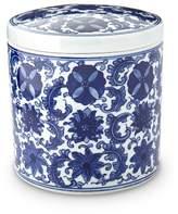 Williams-Sonoma Williams Sonoma Blue & White Ceramic Canister, Small