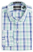 Nordstrom Men's Smartcare(TM) Trim Fit Plaid Dress Shirt