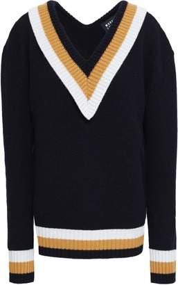 Markus Lupfer Charli Striped Wool Sweater
