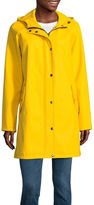 SEB Seb Hooded Water Resistant Raincoat