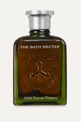 SEED TO SKIN The Bath Nectar - 1000 Tuscan Flowers, 100ml