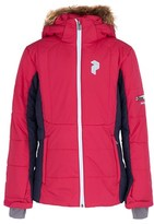 Peak Performance Pink Alta Ski Jacket