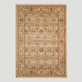 Cost Plus World Market Ivory Feather Area Rug