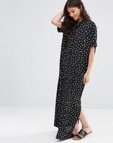 Vila Spottes Long Dress