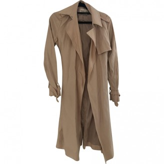 Club Monaco Pink Trench Coat for Women