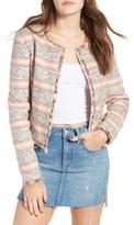 Lovers + Friends Women's Royal Collarless Jacket