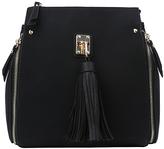 Black Tassel Backpack