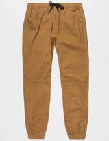 BROOKLYN CLOTH Heathered Mens Jogger Pants