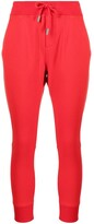 Thumbnail for your product : DSQUARED2 Drawstring Stretch-Fit Track Pants