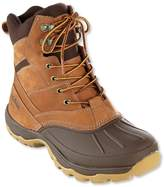 L.L. Bean Men's Storm Chasers Classic Waterproof Boots, Lace-Up