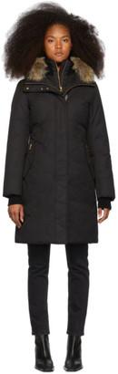 Mackage Black Down Harlowe Coat