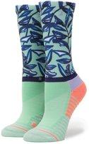 Stance Mint Tree Crew Socks