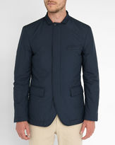 Hackett Navy MYF Quilted Jacket