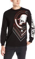 Metal Mulisha Men's Plus Size Coarse Longsleeve T-Shirt