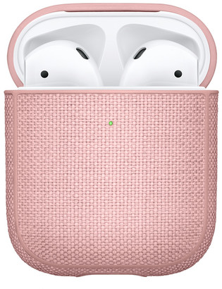 Incase AirPods Case with Woolenex - Blush Pink
