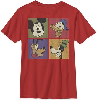 Disney Mickey Mouse and Friends T-Shirt for Kids