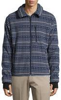 Hawke & Co Nord Zip-Up Fleece