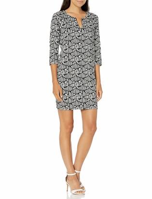 Karen Kane Women's Printed Shift Dress S