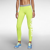 Nike Pro Warm Mezzo Waistband Women's Training Tights