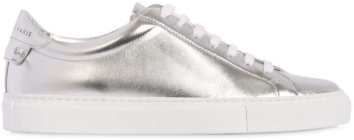 Givenchy 20mm Urban Knot Metallic Leather