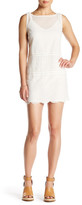 BB Dakota Micah Sleeveless Embroidered Dress