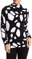 Norma Kamali All In One Dolman Blouse