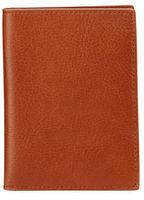 Shinola Leather Passport Holder
