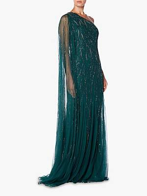 Mila Louise Raishma Embroidered Gown