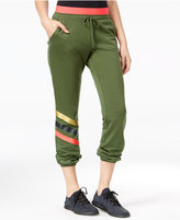 Jessica Simpson The Warm Up Juniors' Logo Jogger Pants